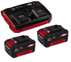 Einhell baterijski komplet s polnilcem Starter Kit, 3.0 Ah (4512083)