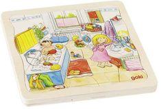 Goki Moj dan – večplastna lesena sestavljanka