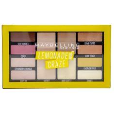 Maybelline paleta senčil za oči Lemonade