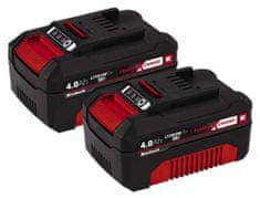 Einhell bateriji PXC-Twinpack 4,0 Ah (4511489)