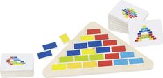 Goki Puzzle játék Tégla