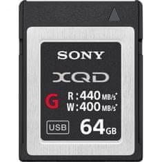 Sony spominska kartica XQD, 64GB