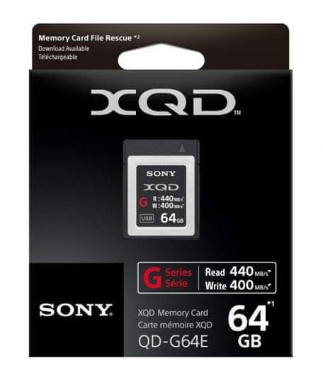 Sony memorijska kartica XQD, 64GB