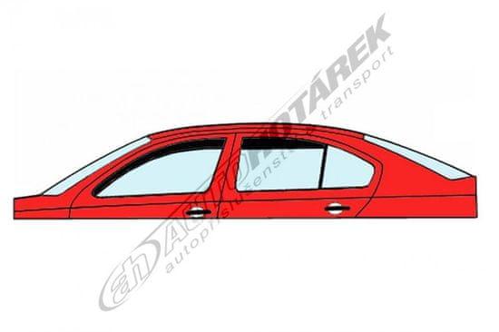 HEKO Ofuky oken Toyota Corolla 2007-2013 (sedan, 4 díly)