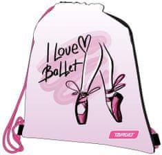 Target torba za papuče I love ballet 26278