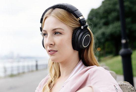 Audio-Technica ATH-M50xBT slušalke, brezžične