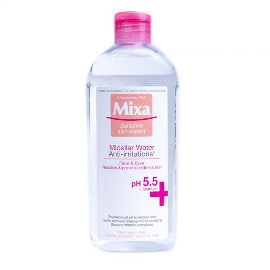 Mixa micelarna voda Anti-irritations, 400ml