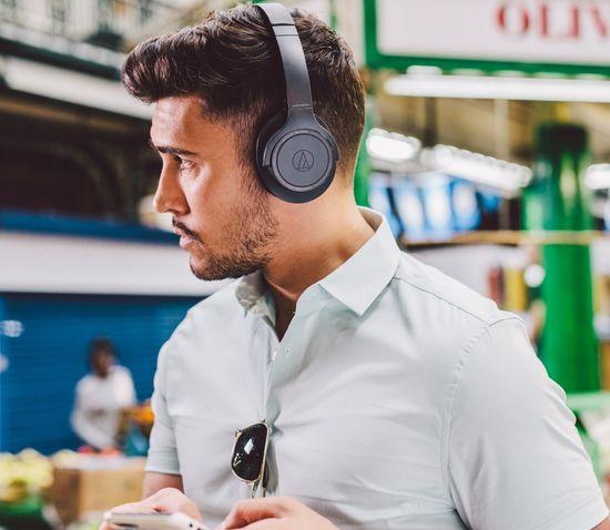 Audio-Technica ATH-SR30BT slušalke, brezžične