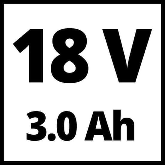 Einhell akumulatorska kosilnica GE-CM 18/30 Li (1x3,0Ah) (3413155)