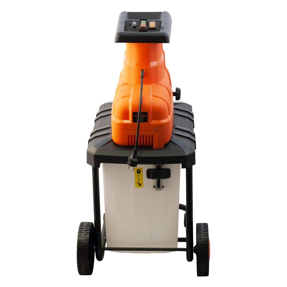 Gardenius elektrický štěpkovač GE5S250