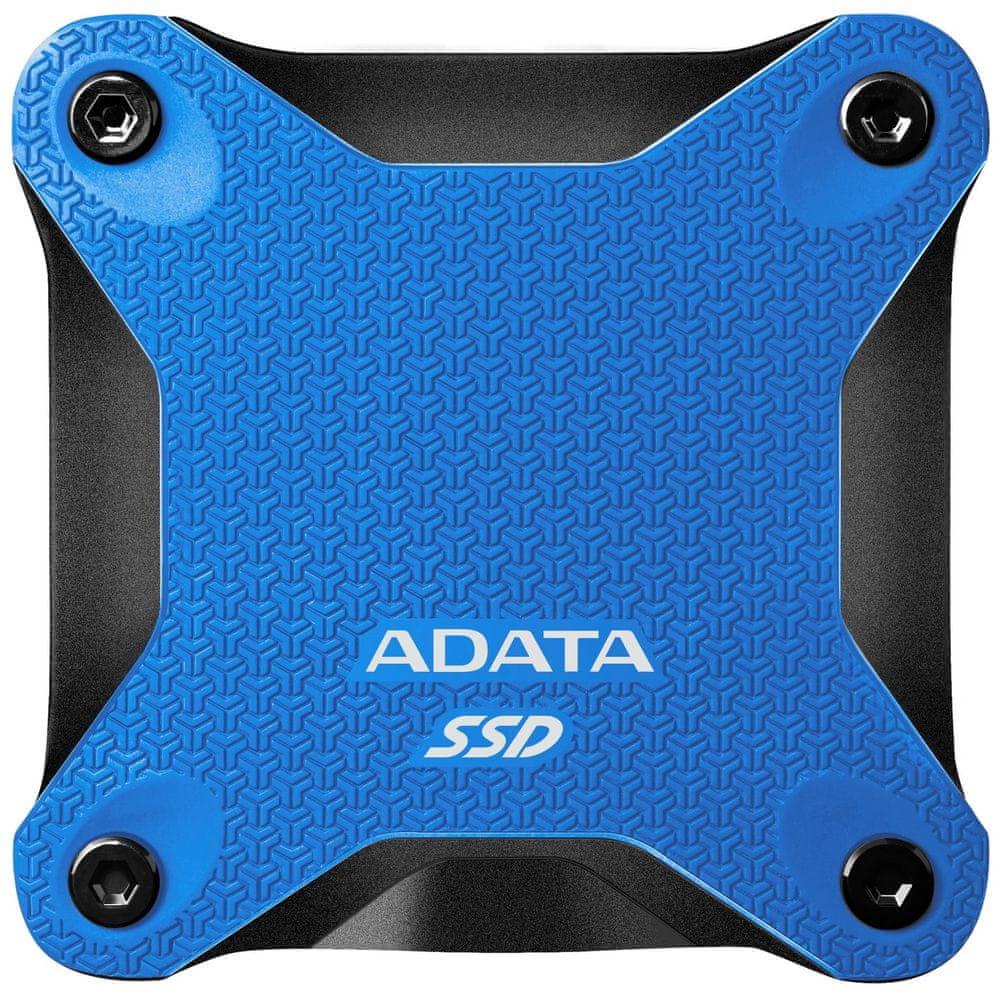 Adata SD600Q 240GB, modrá (ASD600Q-240GU31-CBL)
