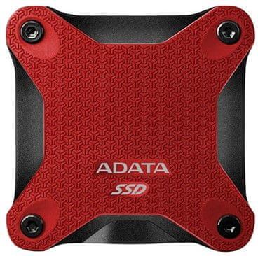 Adata SD600Q 480GB, červená (ASD600Q-480GU31-CRD)