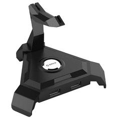 Orico USB hub s 4 vhodi, USB 2.0, z držalom za kabel LH4-U2