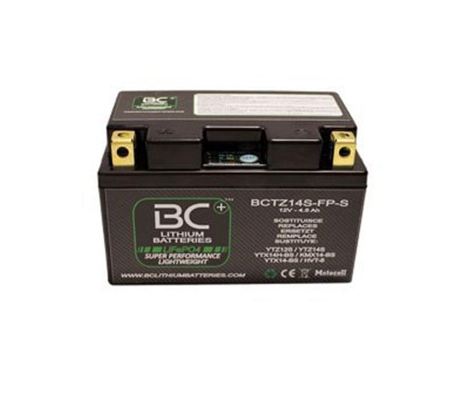 Battery Controller BCTZ14S-FP-S