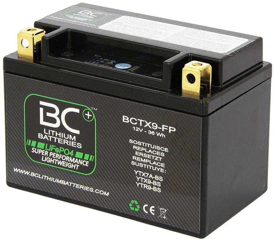 Battery Controller BCTX9-FP