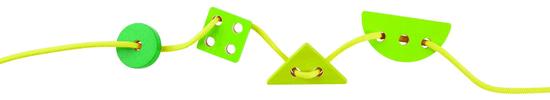 Plan Toys Deska do przeszywania