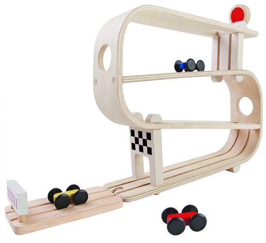 Plan Toys Dirkač na poševni stezi