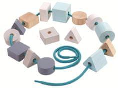 Plan Toys Frezowanie pastelowych koralików