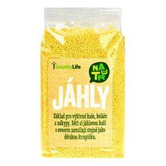 Country Life Jáhly (Varianta 0,5 kg)