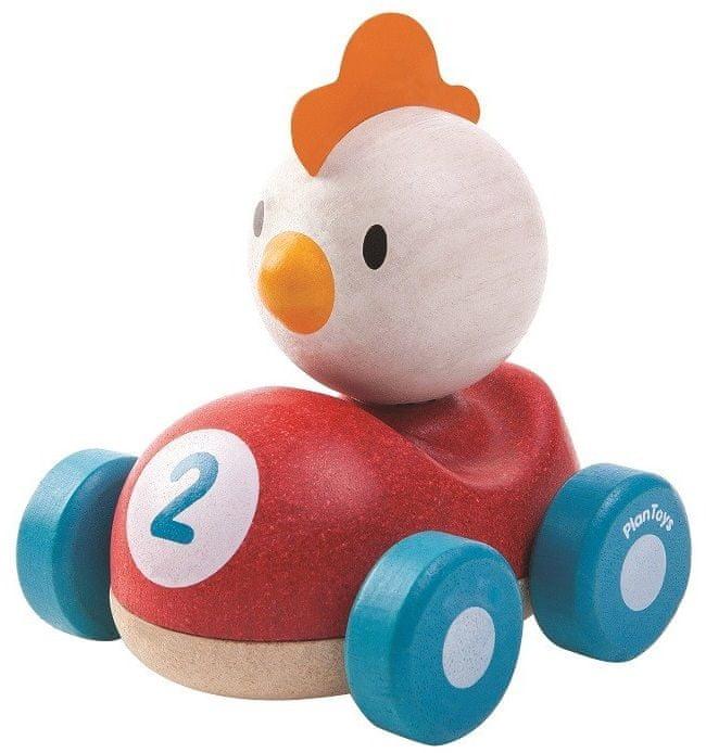 Plan Toys Závodník - kuře