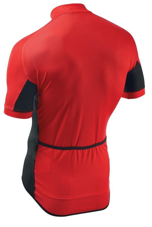 Northwave Force Jersey Short Sleeves M červená