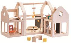 Plan Toys Prenosný domček pre bábiky
