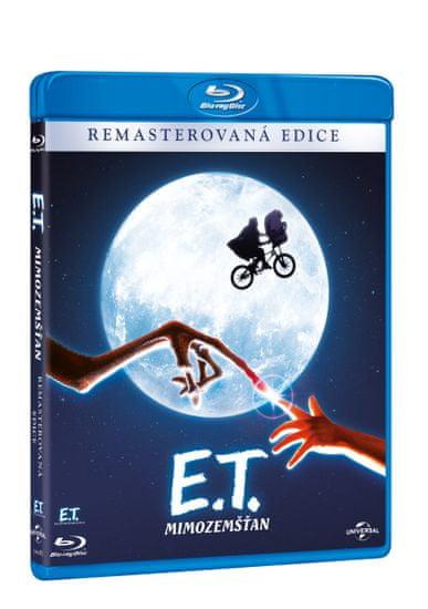 E.T. - Mimozemšťan - Blu-ray