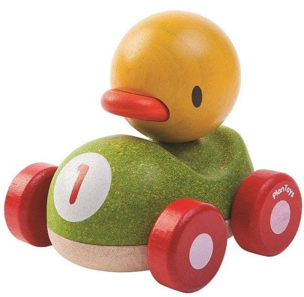 Plan Toys Závodník - kachna