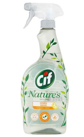 Cif Nature sprej kuchyňa 750 ml