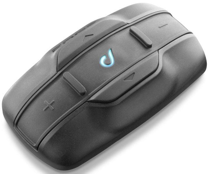 CellularLine Bluetooth Handsfree pro přilby Interphone EDGE, Single Pack INTERPHOEDGE