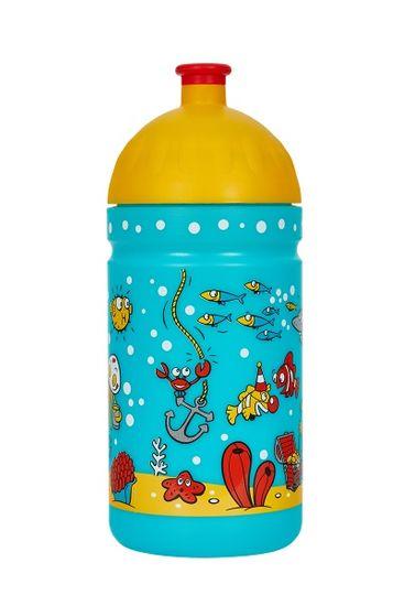 Zdravá lahev Mořský svět 0,5l