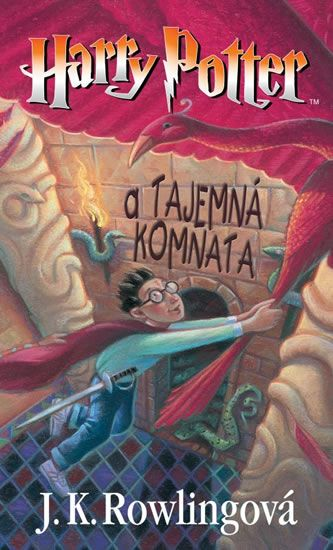 Rowlingová Joanne Kathleen: Harry Potter a Tajemná komnata