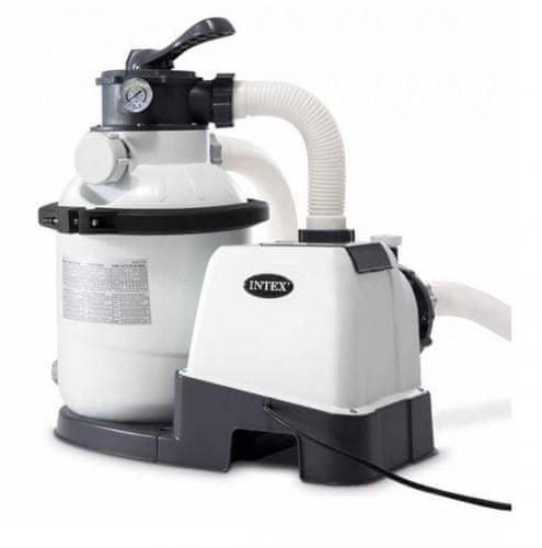 Intex Písková filtrace – 4,5 m3/h (26644GS)