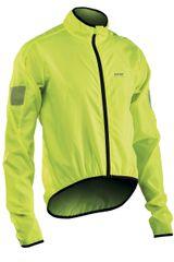 Northwave moška kolesarska jakna Vortex Jacket Yellow Fluo, rumena, XXL