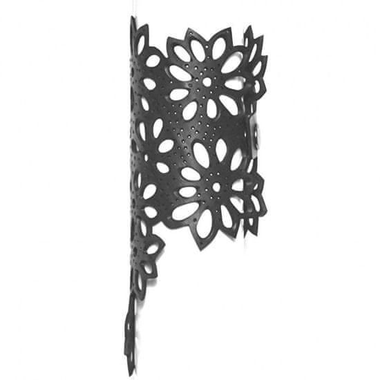 ARTcycleBALI Kvetinový náramok Triple Flower Dots BR_005