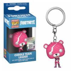 Funko obesek za ključe Pocket POP! Fortnite, Cuddle Team Leader