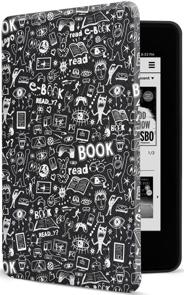 Connect IT Pouzdro pro Amazon NEW Kindle Paperwhite 4 (2018) CEB-1043-BK, černé