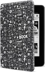 Connect IT Puzdro pre Amazon NEW Kindle Paperwhite 4 (2018) CEB-1043-BK, čierna