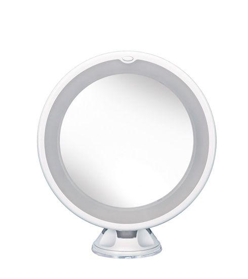 Kleine Wolke kozmetično ogledalo FLEXY LIGHT, snežno belo