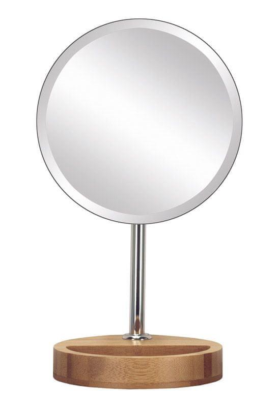 Kleine Wolke Kosmetické zrcadlo TIMBER MIRROR přírodní