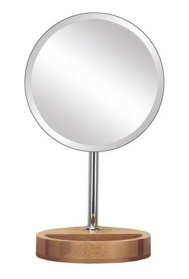 Kleine Wolke kozmetično ogledalo TIMBER MIRROR, naravno