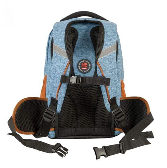 Target Flow Pack nahrbtnik, modro-rjav (26290)