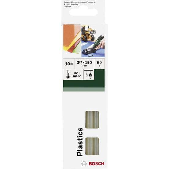Bosch lepilni vložek 7 mm, prosojni (2609256D32)