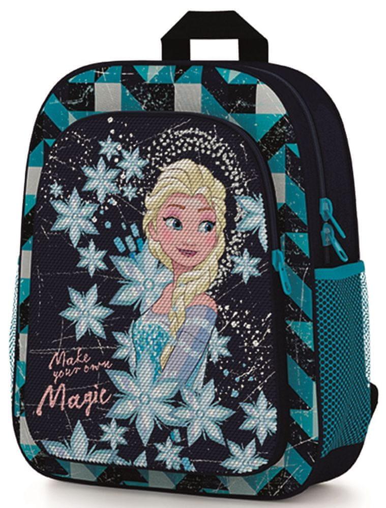 Karton P+P Dětský předškolní batoh Frozen 2019