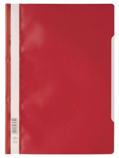 Karton PP Rychlovazač plastový červený
