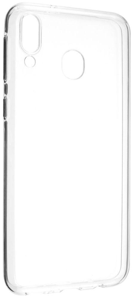 FIXED TPU gelové pouzdro pro Samsung Galaxy M20 FIXTCC-392, čiré - zánovní