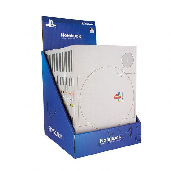 Paladone beležnica PlayStation