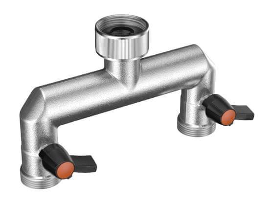 Claber priključak za vodu (9601) METAL-JET, dvojni