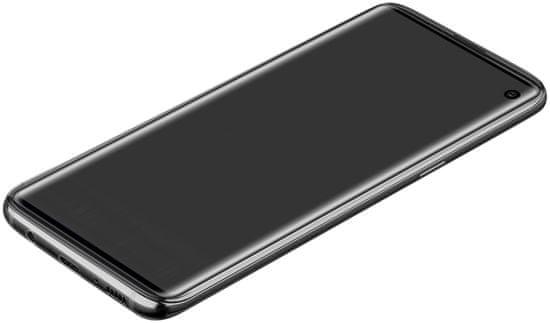 CellularLine zaščitna folija za Samsung Galaxy S10 SPCURVEDGALS10