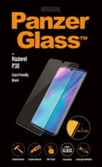 PanzerGlass Premium kaljeno steklo za Huawei P30 5334, črn